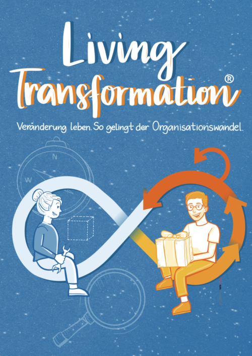 Living Transformation Buch Cover